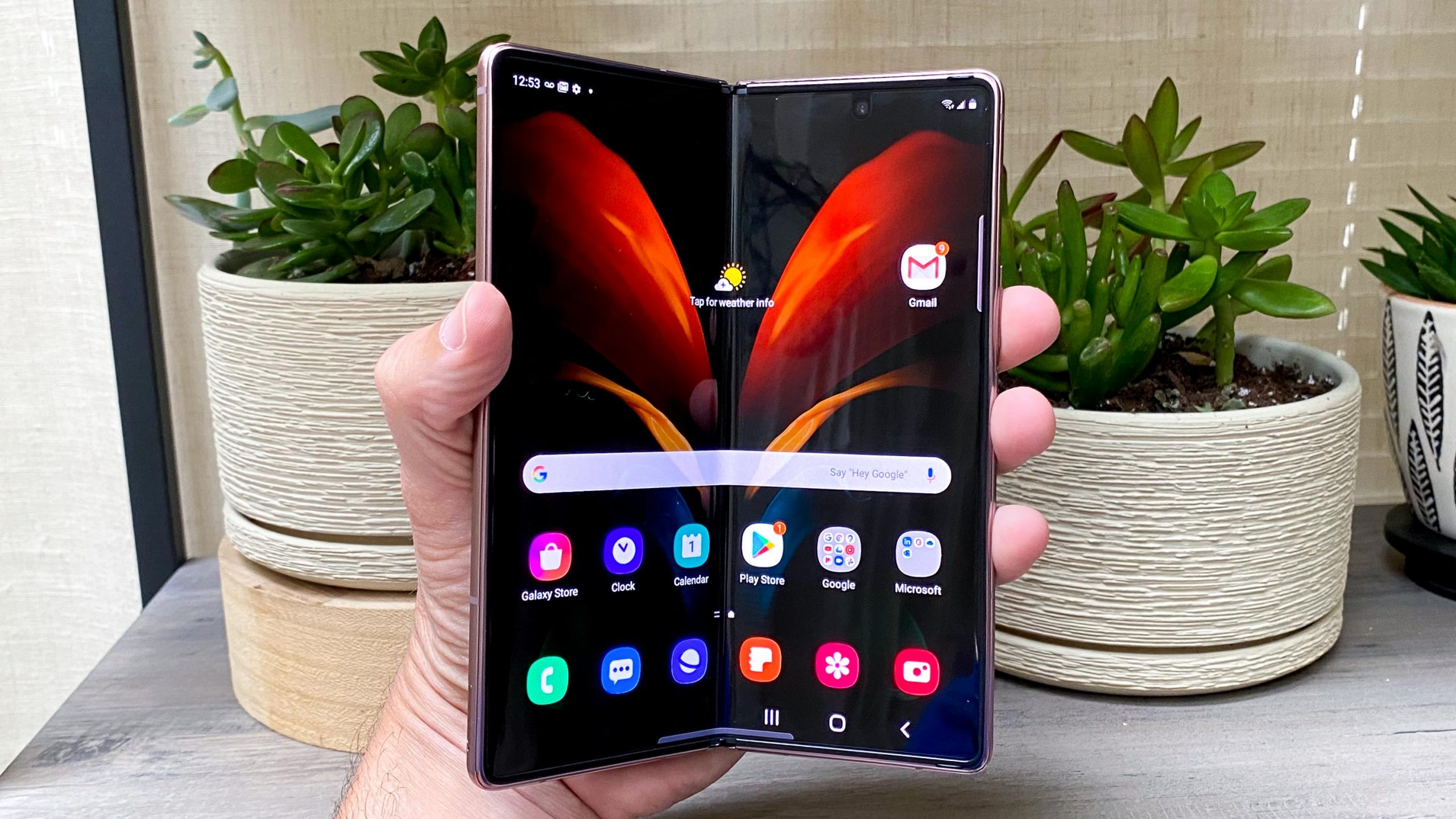 Galaxy Z Fold 2- review
